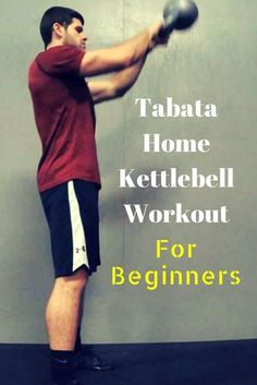 This kettlebell home workout will challenge you from head to toe. There are 3 different exercises that will be performed. It is 8 minutes long, but it will get you breathing and sweating hard! #kettlebellworkout #homeworkout #homekettlebellworkout #kettlebell