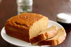 Kate's Short and Sweets: Brown Sugar Quick Bread - vegan