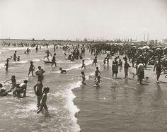 Playa de las Arenas, años 70