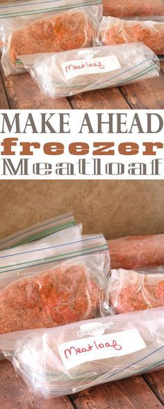 This is our favorite meat loaf recipe that we love to make, but we have to say--we think we have discovered the best meatloaf recipe worldwide. It's one of those quick easy meatloaf recipes that is also on our list of make ahead meals for freezer. #allshecooks