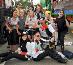 MORE than 5,000 people turned out to enjoy the sunshine at Hatton Carnival this weekend, in what may have been the most successful day organisers have ever seen.