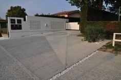 Piazzetta ingresso - riqualificazione maneggio
