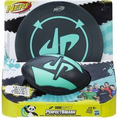 Nerf Sports Dude Perfect PerfectSmash Football - Walmart.com