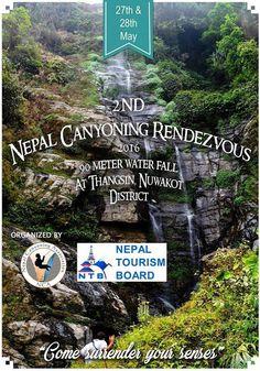 Espeleo Club de Descenso de Cañones (EC/DC): 2nd Nepal Canyoning Rendezvous 2016