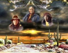 Native American Taoist