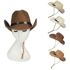 Unisex Straw Floppy Wide Brim Sun Hat Cowboy Cap Fedora Beach Belt Panama Hats With String http://www.thesterlingsilver.com/product/oakley-men-9102-sunglasses-matte-black/