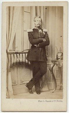 kaiser frederick iii | Frederick III, Emperor of Germany and King of Prussia, by L. Haase ...