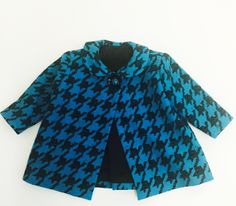 The Mini Mindy Collection is here! You can bid on this adorable herringbone coat, designed & donated by Salvador Perez. Proceeds from the auction benefit Baby2Baby!