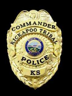 Kickapoo Tribal Police, KS