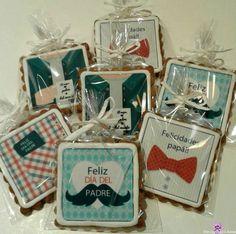 día del padre cookies