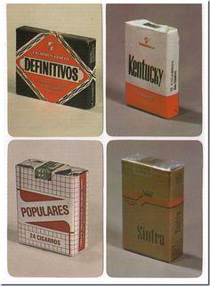 cigarros marcas antigas