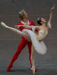 Anna Nikulina and Semen Chudin, The Nutcracker, Bolshoi Ballet, December 30, 2012