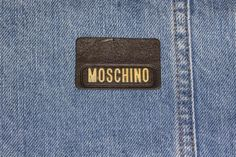 Metal trims with hot printed leather label made in Italy by Panama Trimmings Fendi, Gucci, Leather Label, Metal Trim, All About Fashion, Hang Tags, Label Design, Moncler, Missoni