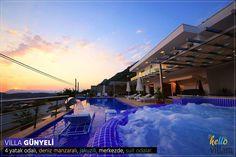 Manzarası, jakuzisi ve tüm güzelliğiyle Villa Günyeli! ☺   - Detaylı Bilgi: 0242 844 15 32 -  #kiralıkvilla #antalya #kalkan #kaş #yaztatiliheyecanı #tatilzamanı #yaztatili #tatil #başlıyor #tatile #gidiyorum #tatilzamanı #yaz #geliyor #tatil #özlemi #mutlubaşlangıçlar #yolaçık #gezgin #gezginler #deniz #güneş #masmavigökyüzü #masmavideniz #koy #doğa #huzur #tatil