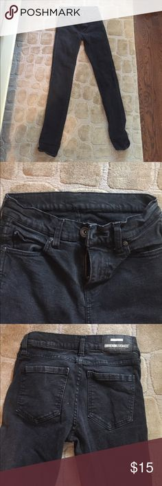 Dr Denim Jean Makers black jeans Perfect condition. Fits a little snug. Jeans Skinny