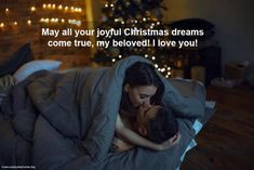 50 Christmas Love Quotes for Her & Him to Wish with Images