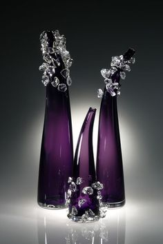 Amethyst Allure: Fancy - Shanghai Museum of Glass_Collections on imgfave - Socialbliss on imgfave