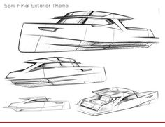 Senior Thesis - Boat Design by Gregory M. Krejci at Coroflot.com