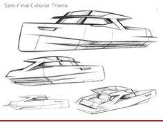 Senior Thesis - Boat Design by Gregory M. Krejci at Coroflot.com
