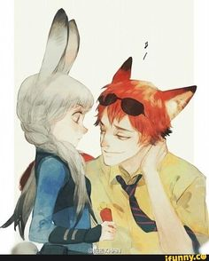 Find images and videos about fanart and zootopia on We Heart It - the app to get lost in what you love. Zootopia Human, Zootopia Anime, Zootopia Cosplay, Disney Characters As Humans, Anime Characters, Cartoon Cartoon, Disney Fan Art, Zootopia Nick E Judy, Disney And Dreamworks