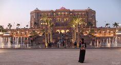 #Travel: Abu Dhabi