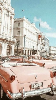 Photo by Photo by Erin Leigh Scheepers erinleighsch Retro cars freetoedit car cars pastel aesthetic vintage retro city pink blue background nbsp hellip Summer Aesthetic, Aesthetic Vintage, Travel Aesthetic, 90s Aesthetic, Photo Wall Collage, Picture Wall, Photocollage, Aesthetic Pictures, Cute Wallpapers
