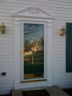 13 best Door trim images on Pinterest | Windows, Entrance doors and ...