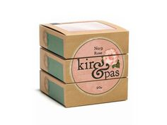 Kir & Pas Soap | Packaging of the World: Creative Package Design Archive and Gallery