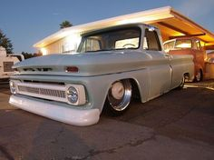 Dinos Git Down Chevy C10 Party - Aspen Auto