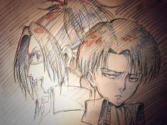 """浅野恭司 @Kyoji Kato asano: 進撃の巨人第9話、ご視聴ありがとうございました‼‼ Kyoji Asano(Character designer of animation""""Attack on Titan"""") Thank you for watching"""" Attack on Titan"""" episode 9!!!"""