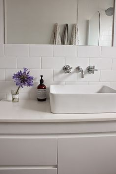 Our bathroom renovation - before and after