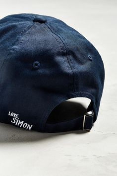 Love, Simon Dad Hat | Urban Outfitters