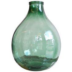 1stdibs   Large Glass Bottle