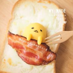 bacon as blanket?