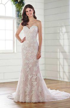 f69dc720eeb4 Essense D2683 Fit   Flare Wedding Dress - Sale price £1699