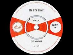 THE MAYTALS - MY NEW NAME