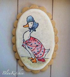 Taller de galletas para pintar.   BlauKitchen