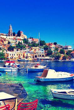 Symi Island, Greece | Easy Planet Travel - World travel made simple