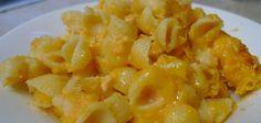 Healthier Macaroni and Cheese Recipe