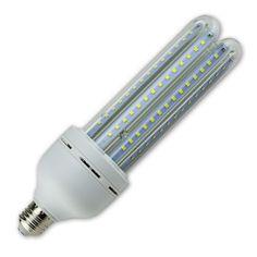 Warm White 24W Energy Saving E27 LED Corn Light Bulb Lamp 120 LED Chips SMD2835