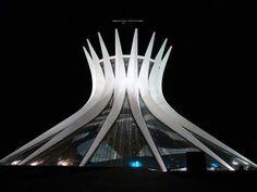 Catedral de Brasília, Oscar Niemeyer