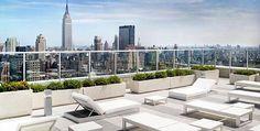 The 10 Best Residential Roof Decks in New York City
