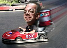 RNC cries uncle, the Koch takeover is complete