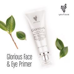 Another great Younique stocking stuffer: Glorious Primer! Watch our new Glorious tutorial: https://youtu.be/6dlGrPstL_4