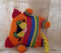 Funmigurumi And Kids:Wilson, the Funmigurumi Cat. FREE Pattern!