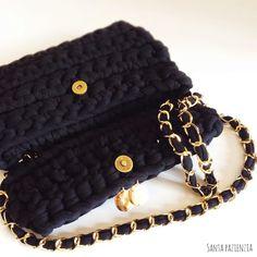 Quiero un Chanel 2.55 / Santa Pazienzia