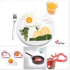 O seu amado ovo frito agora pode ganhar um formato diferente! 🍳🍽  Transforme sua refeição em uma experiência divertida!  Disponível em: www.ivyshop.com.br  #ovofrito #forma #molde #cozinhacriativa #criativos #ivyshop #ovo #coisascriativas #ovos #cozinhando #geek #cozinha #criativosediferentes #enxoval #comprinhas #cozinhafeliz #cozinhafofa #cozinhaterapia #decoração