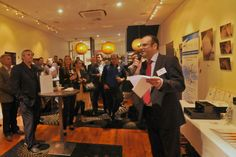 Centra Wealth Business Launch 2012