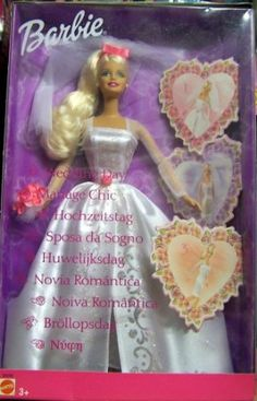 Barbie Bridal, Barbie Wedding Dress, Barbie 2000, Barbie And Ken, Barbie Hair, Barbie Clothes, Disney Frozen Bedroom, Barbie Basics, Barbie Fashionista Dolls
