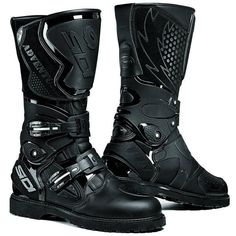 SIDI Adventure Rain Motorcycle Boot - Touratech-USA